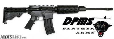 """For Sale: DPMS 5.56 .223 Oracle 16"""" A3 60531 AR15 AR 15 884451002383"""