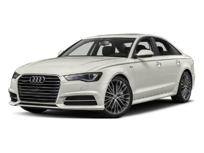 2018 Audi A6 Premium Plus (Glacier White Metallic)