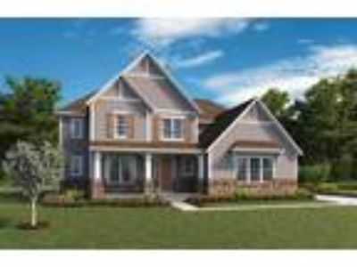 The Keystone by Beazer Homes: Plan to be Built