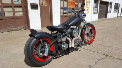 2005 Harley-Davidson Custom Bobber Motor Bikes South Saint Paul, MN