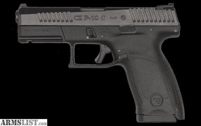 For Sale: NEW! CZP-10C 9mm 10 rds