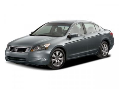 2009 Honda Accord EX (Polished Metal Metallic)