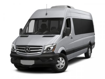 2018 Mercedes-Benz Sprinter 2500 170 WB (Obsidian Black Metallic)