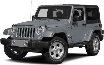Used 2015 Jeep Wrangler 4WD 2dr