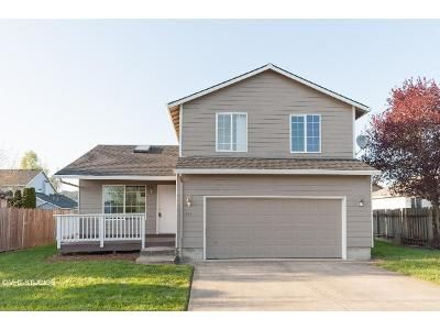 4 Bed 3 Bath Foreclosure Property in Sheridan, OR 97378 - SE Excel St