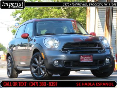2016 MINI Cooper Countryman PARK LANE ALL4 4dr S (Earl Grey Metallic)