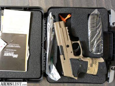 For Sale: Sig Sauer MK25 p226 Navy FDE