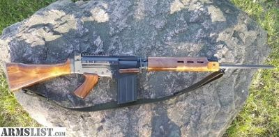 For Sale: FN FAL G1 COONAN WALNUT WOOD