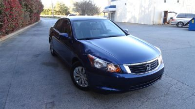 2010 Honda Accord LX (Blue,Dark)