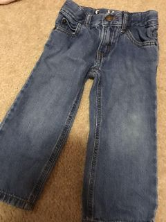 Crazy eight jeans. Size 2t