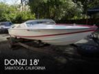Donzi - Classic 18 2 plus 3