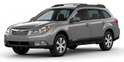 2010 Subaru Outback 2.5i Limited (Harvest Gold Metallic)