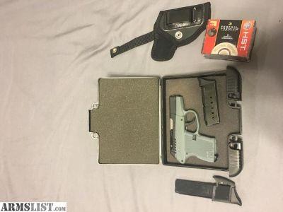 For Sale/Trade: Kel-Tec P-3at .380