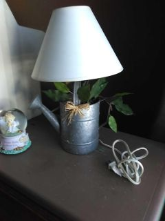 One Of A Kind..Lamp with Shade