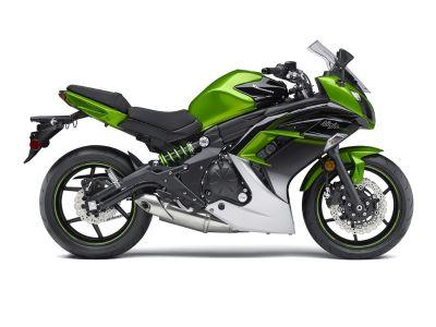 2016 Kawasaki Ninja 650 Sport Motorcycles Arlington, TX