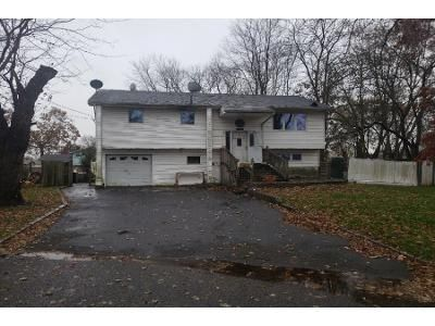 4 Bed 2 Bath Preforeclosure Property in Brentwood, NY 11717 - Milandy Street A/k/a 158 Milandy Drive