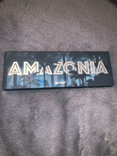 New FaceCandy AMAZONIA PALETTE