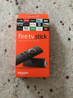 New in Package Fire TV Stick