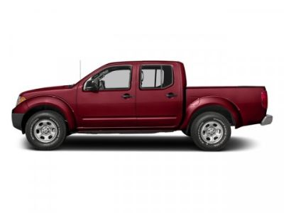 2018 Nissan Frontier S (Cayenne Red)