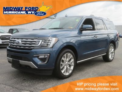 2018 Ford Expedition Limited (Blue Metallic)