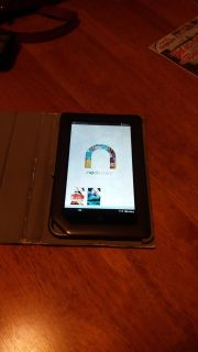 NOOK COLOR WITH CASE