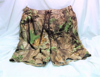 Men's Swimwear M Trunks Camouflage Camo Woods Hunt Redneck Camp Fish Lake Boat