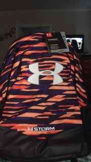 Under Armour Scrimmage Backpack BNWT