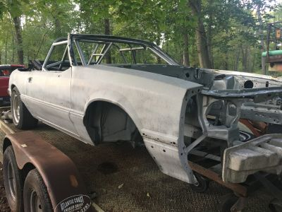 1989 Mustang Convertible Project Race or Street Car