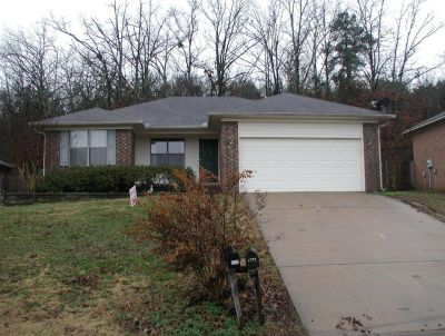Home for Rent - 1525 Appalachian, S. Conway, AR