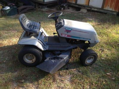 "1991 Task Force 2000 38"" Riding Mower"
