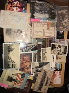 Post card collection as early as 1901!
