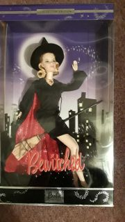 NIB Collectables Barbie..Bewitched