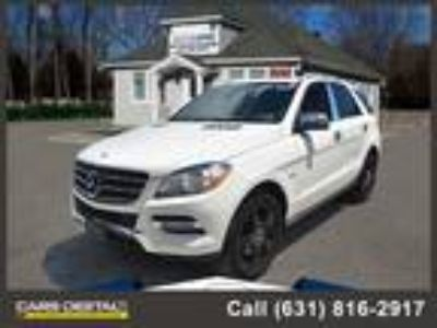 $21955.00 2012 MERCEDES-BENZ M-Class with 50394 miles!