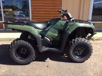 2017 Honda RANCHER Utility ATVs Allen, TX