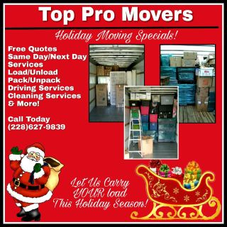 Top Pro Movers' Moving Help Services