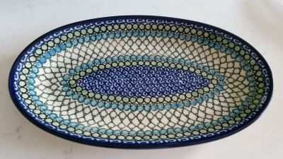 Polish pottery- serving platter