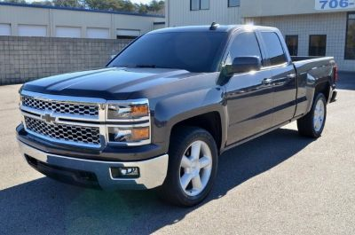 2015 Chevrolet Silverado 1500 LT DOUBLE CAB 4X4 ONLY 59K MILES 1-OWNER