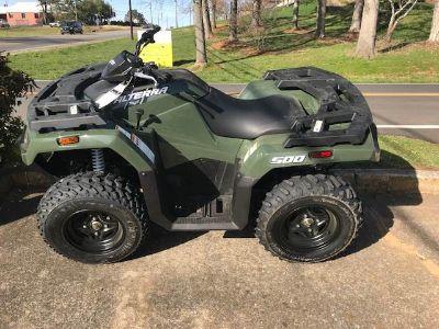 2018 Textron Off Road Alterra 500 Sport-Utility ATVs Jasper, GA