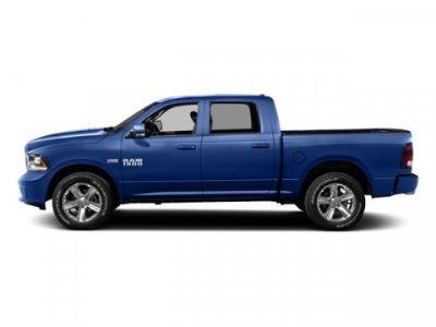 2016 RAM RSX Tradesman (Blue Streak Pearlcoat)