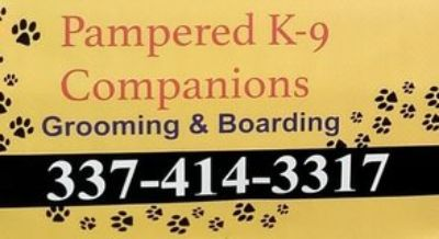 Pampered K-9 Companions