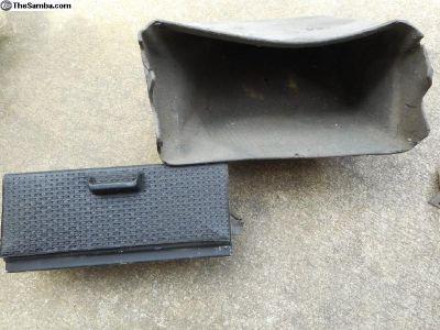 Porsche 914 Glove Box and Door
