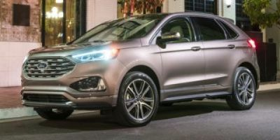 2019 Ford Edge SEL (Ruby Red)