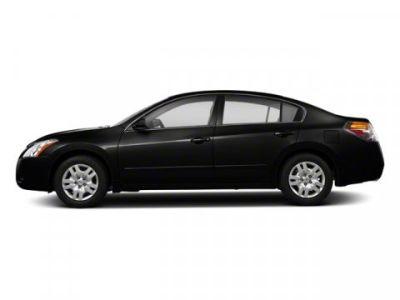 2012 Nissan Altima 2.5 (Super Black)