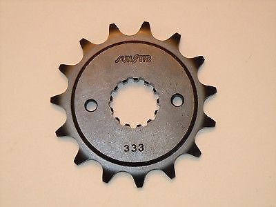 Purchase SunStar 14 Tooth Front Sprocket 33314 for Suzuki/Kawasaki motorcycle in Hinckley, Ohio, United States, for US $20.06