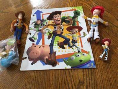 Toy Story Dolls
