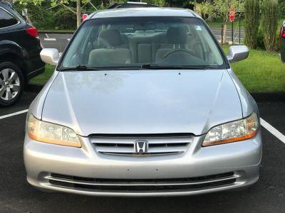 2002 Honda Accord LX (Silver)