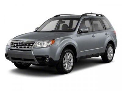 2012 Subaru Forester 2.5X Limited (Dark Gray Metallic)