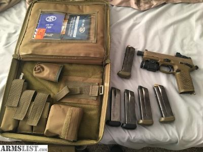 For Sale: Fnx 45 Tactical