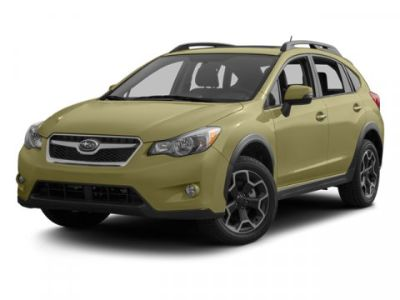 2013 Subaru XV Crosstrek 2.0i Limited (Tangerine Orange Pearl)