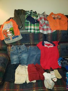 12 month baby boy clothes